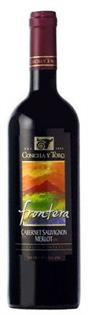 Frontera Cabernet Sauvignon Merlot 750ml - Case of 12